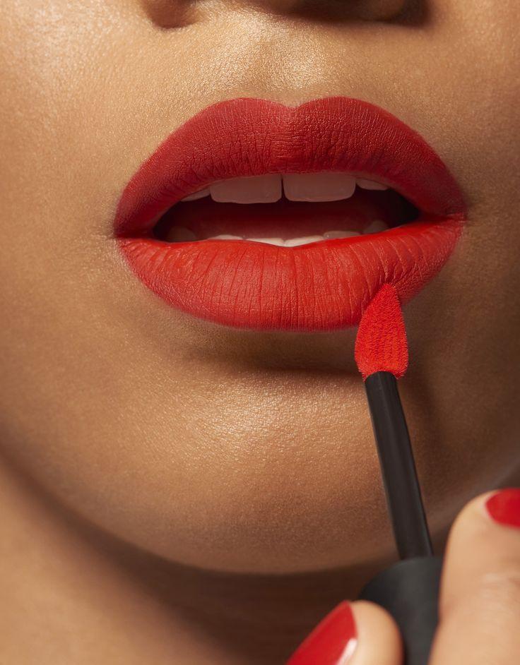 artdeco illustration lèvres